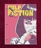 "PULP FICTION SCRIPT WITH REPRODUCTION SIGNATURES Tarantino Travolta Jackson ""C3"""