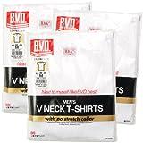 B.V.D.V首半袖Tシャツ 3枚組 G234TS3P