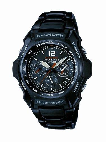 Casio GW-2000BD-1AER G-SHOCK Radio Controlled Solar Powered Mens Analogue Bracelet Watch