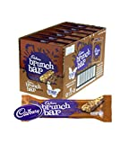Cadbury Brunch Bars Choc Chip Case of 36 Bars