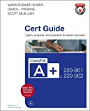 img - for CompTIA A+ 220-901 and 220-902 Cert Guide (4th Edition) book / textbook / text book