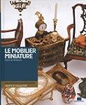 Mobilier miniature