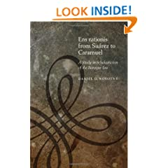 Ens rationis from Su�rez to Caramuel: A Study in Scholasticism of the Baroque Era (Medieval Philosophy: Texts and Studies)
