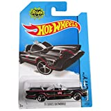 2014 Hot Wheels Hw City 65/250 - TV Series Batmobile