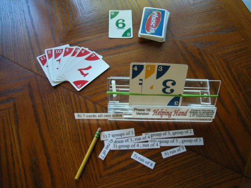 "Helping Hand ""Phase 10"" Version-For Seniors Or Anyone front-425848"