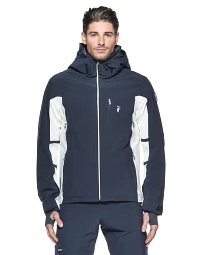 Peak Performance Giacca Supreme Lugano Jacket [Blu/Bianco]