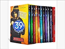 The 39 Clues Complete Boxed Set 1-11, with Exclusive Temporary Tattoos and Digital Cards (39 Clues, 1-11)