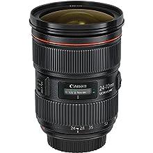 Canon EF 24-70mm f2.8L II USM Standard Zoom Lens