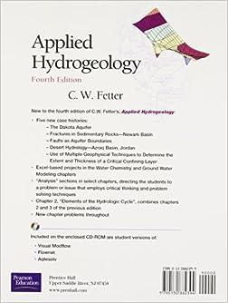 applied hydrogeology fetter pdf free