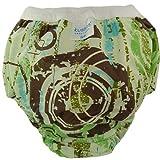 クーシーズ トレーニングパンツ タフタ Sサイズ (10~13kg) ウォーターリング グリーン