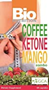 Coffee Ketone Mango Combo – 60 Caps,…