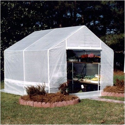 King Canopy GH1010 10-Feet by 10-Feet Fully Enclosed