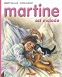 img - for Martine est malade book / textbook / text book