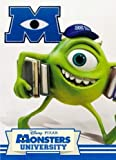 Disney Pixar Mike in Monsters University 3D Lenticular Greeting Card / 3D Postcard