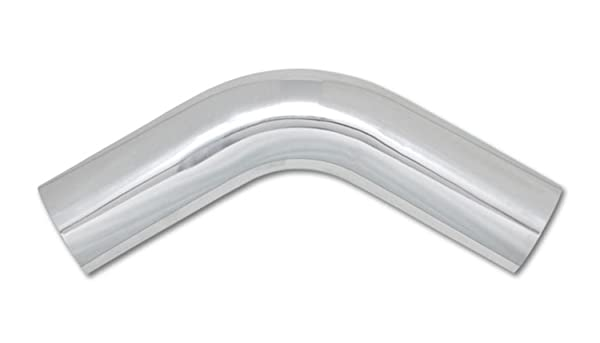 Leg 100mm 51*100mm  Aluminum Hose Polished Intercooler Pipe  180 Degree