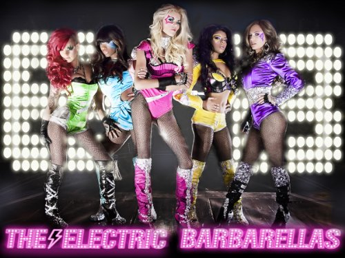 The Electric Barbarellas