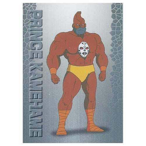 キン肉マン -キン肉星王位争奪編- トレーディングコレクション 超人コレクションカード 06 プリンス・カメハメ