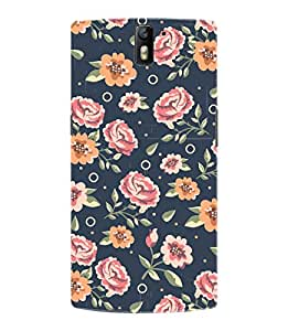 Fusion Gear Vintage Floral Case for OnePlus One
