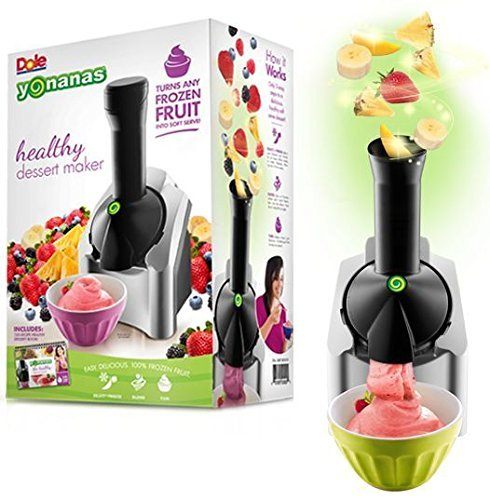 dole-yonanas-frozen-dessert-maker-includes-130-recipe-healthy-dessert-book