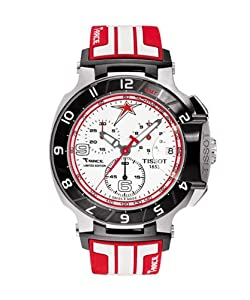 Tissot T0484172701700 Nicky Hayden Mens Watch - 2013 Limited Edition