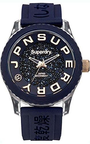 Superdry 腕時計 TOKYO SHIMMER SYL174URG レディース [並行輸入品]