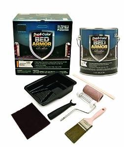 Dupli-Color BAK2010 Bed Armor DIY Truck Bed Liner with Kevlar Bed Armor Kit