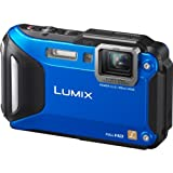 Panasonic Lumix DMC-TS5 / Lumix DMC-FT5 ( 17.5 MP,5 x Optical Zoom,3 -inch LCD )