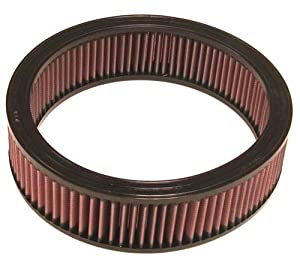 K&N Engineering Replacement Air Filter - 1960 Chevrolet Truck Base V8 - 4.6L 283ci 4638cc - 2BBL GAS OHV