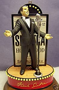 Carlton Cards Frank Sinatra Ol' Blue Eyes Musical Ornament