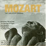 Mozart: Greatest Operas by W.A. Mozart