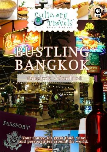 Culinary Travels Bustling Bangkok Thailand