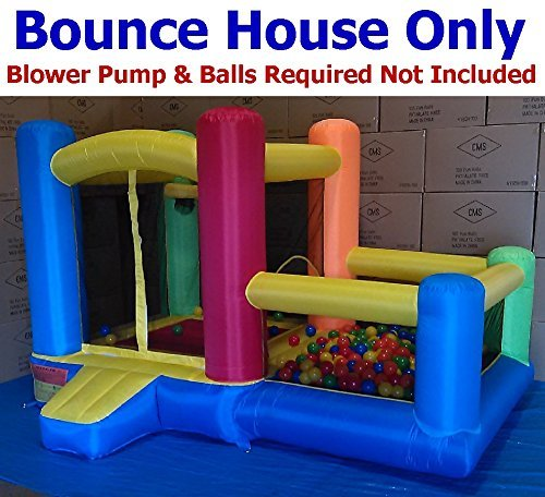 Bounce House Only - My Bouncer Little Castle Bounce 88