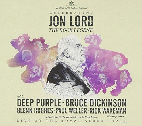 Celebrating Jon Lord: Rocker by Deep Purple & Friend (2014-10-07)