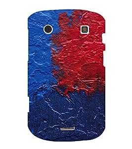 printtech Color Spill Pattern Back Case Cover for BlackBerry Bold Touch 9900 :: BlackBerry Dakota :: BlackBerry Magnum