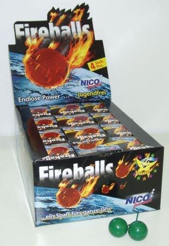 Fireballs Marken Jugendfeuerwerk 36x4er Schachteln thumbnail