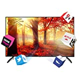 Finlux 49 Inch Ultra HD Smart 3D Netflix 4K LED TV Freeview HD (49UT3E310B-T)