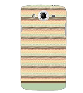 Printdhaba Tribal Pattern D-1737 Back Case Cover For Samsung Galaxy Mega 5.8