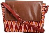 Fable Folks Women's Cross-Body Bag Red FF013