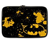 one side 13 Inch Laptop Sleeve Macbook / Macbook Pro Bag Cover Batman Logo
