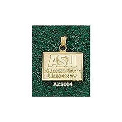 Arizona State ASU - 14K Gold by Logo Art