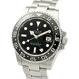 [ロレックス]Rolex GMTマスター 2 デイト V番 ルーレット 116710LN ROLEX 腕時計【安心保証】【中古】 [並行輸入品]