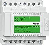 Merten 663529 Spannungsversorgung REG, AC 24 V/1 A , lichtgrau