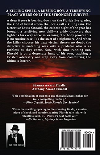 The Killing Rain: Volume 5 (Louis Kincaid thrillers)