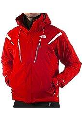 North Face Men's Stavros Jacket TNF Red Mediu