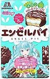 森永製菓  ミニエンゼルパイ<初音ミクのメロン味>  8個×5箱