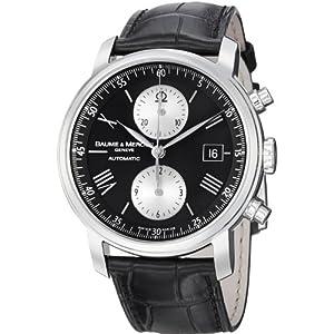 ... Baume & Mercier Men's 8733 Classima XL Watch: Baume & Mercier: Watches