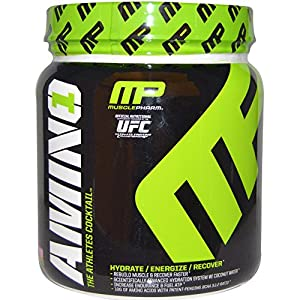 Muscle Pharm Amino 1 Supplement