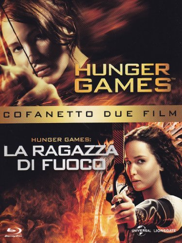 Hunger Games 1+2 (2 Blu-Ray) [Italian Edition]