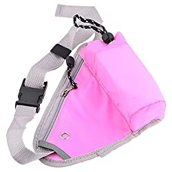 PackNBUY PINK Sports Running Waist Belt pouch