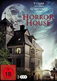 DVD Cover 'Horror House Box [3 DVDs] 9 Horrorfilme auf 3 DVDs